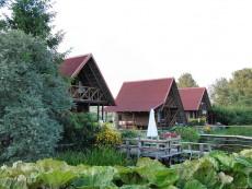 """Landtourismushof """"Mortos svečių namai"""" (Gästehaus von Morta)"""