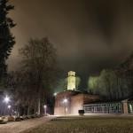 Kunigaikščio Mykolo Oginskio dvaro laikrodinė-oranžerija