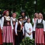 "Folkloro ansamblis ""Platele"""