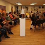 Bokšto salėje rengiamos profesionalių menininkų parodos