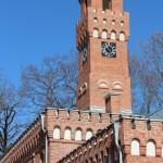 Bokšto laikrodis (XIX a. vid.)