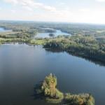 Beržoras and Plateliai Lakes. Photographer: A.Gedvilas
