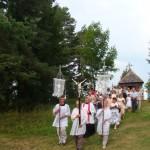 Mergelės Marijos Škaplierinės atlaidai Beržore. A.Kuprelytės nuotrauka