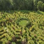 Penkių elementų ir penkių arkangelų labirintas
