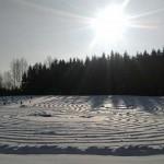 Vidinės pusiausvyros labirintas